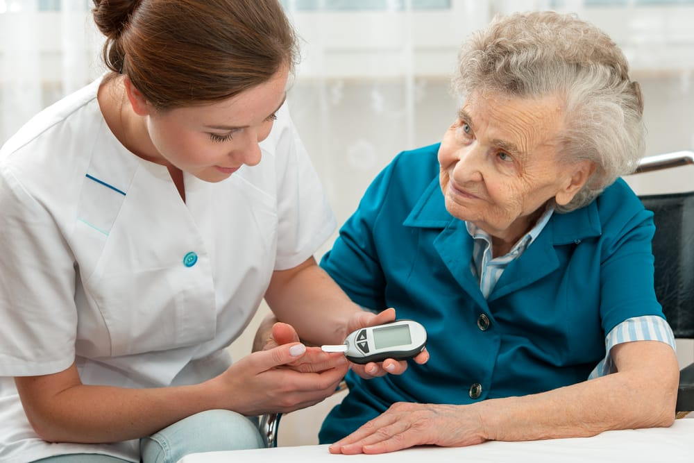 Managing Diabetes In The Elderly