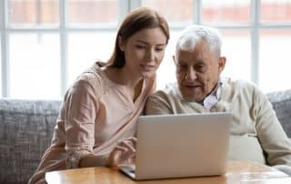 Elderly And Technology